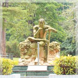 燕巢園區-雕像